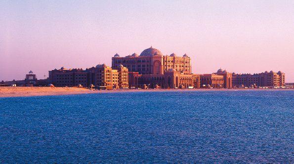 Emirates Palace 6 Sterne Hotel Abu Dhabi Vereinigte Arabische