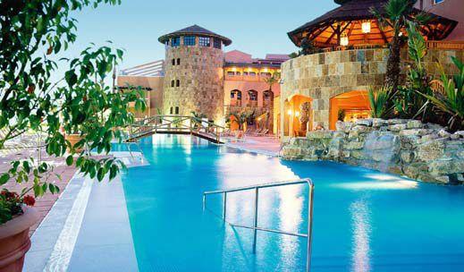 Gran Hotel Elba Estepona Spa 5 Sterne Hotel Estepona