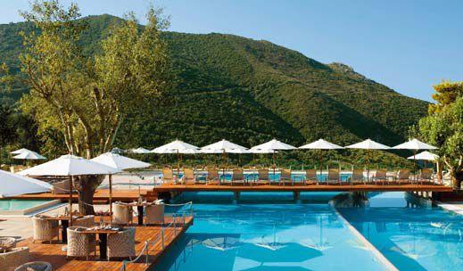 grand mediterraneo resort spa 5 sterne hotel korfu griechenland. Black Bedroom Furniture Sets. Home Design Ideas