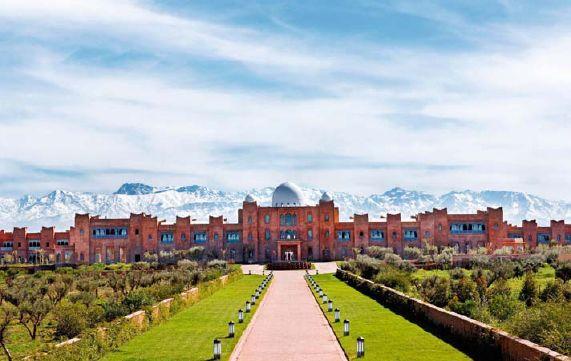 Mandarin Oriental Marrakesch  Sterne Hotel Marrakesch Marokko