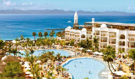 Hotel Princesa Yaiza - 5-Sterne Hotel, Lanzarote