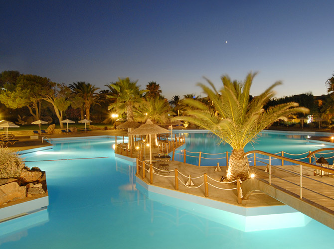 Kreta Rethymnon Hotel  Sterne