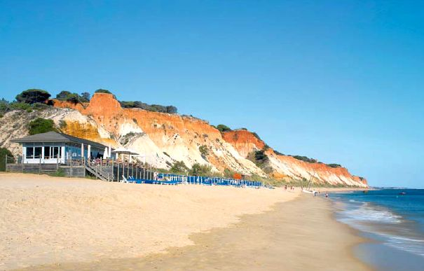 Sheraton Algarve Hotel 5 Sterne Hotel Falesia Bei Albuferia