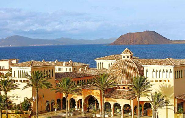 Gran hotel atlantis bah a real 5 sterne hotel - Fuerteventura boutique hotel ...